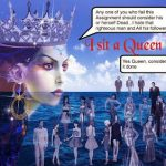 The Assignment Of The Queen Of Coast Against Christian Series 1