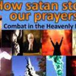 How Satan Stop Christian Prayers