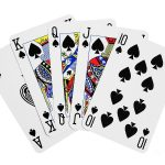 Vision of the Lord Against Playing Cards