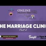March 2019 Online Global Prayer Meeting for Singles