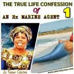 SISTER FAVOUR CELESTINE 1  THE CONFESSION OF AN EX DEMONIC AGENT OF DARKNESS
